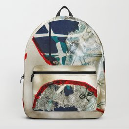 Paris Roadmap of Love Backpack