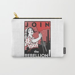 Join The Rebellion! Carry-All Pouch