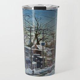 Ellicott City Flood Relief- Snow Travel Mug