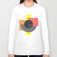 minimalist Long Sleeve T-shirts featuring Minimalist by Akehworks