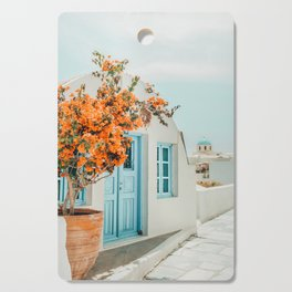 Greece Airbnb #photography #greece #travel Cutting Board