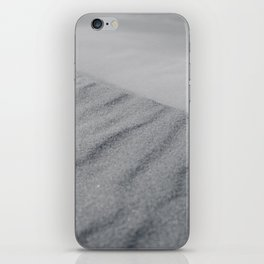 Sand desert dunes iPhone Skin