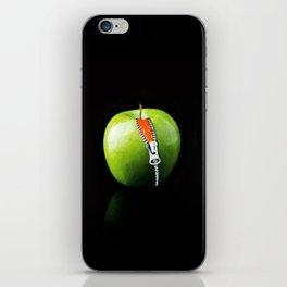 Unzip The Truth iPhone Skin