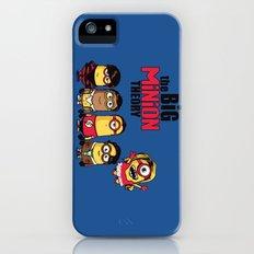 The Big Minion Theory Slim Case iPhone (5, 5s)