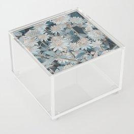 Spring Flowers Acrylic Box