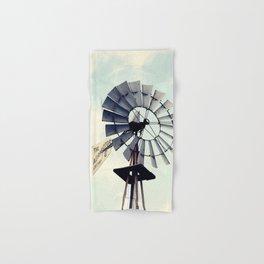 Windmill Hand & Bath Towel