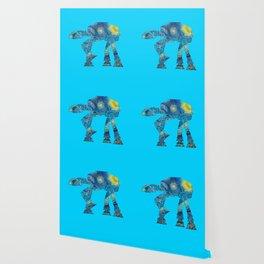 Starry Walker Wallpaper