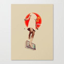 1983 Canvas Print