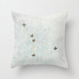 Cancer x Astrology x Zodiac Throw Pillow