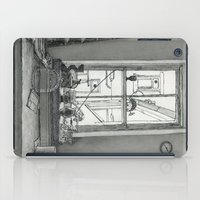 window iPad Cases featuring Window by v0ff