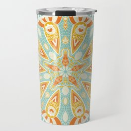Pattern 7 Travel Mug