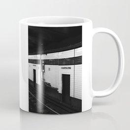 New York Subway Coffee Mug