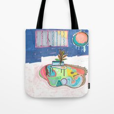 Pretty Cages Tote Bag