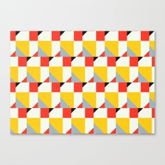 Crispijn Pattern Canvas Print