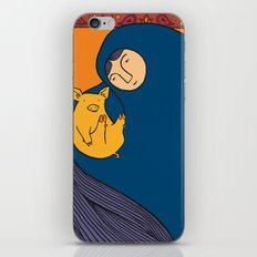 Golden Pig iPhone & iPod Skin