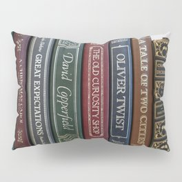 Dickens Pillow Sham