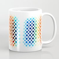 planets Mugs featuring planets by sustici