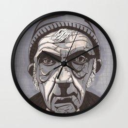 Salty Dog Wall Clock
