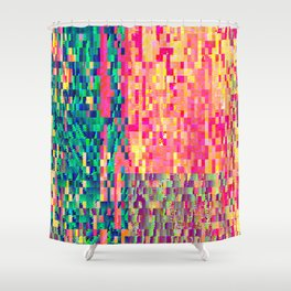 """""""Untitled-1.psd"""" Shower Curtain"""