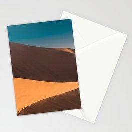 Namibia desert Stationery Cards