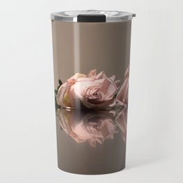 Blush Rose Travel Mug