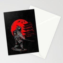 Skater Samurai Stationery Cards