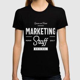 Marketing Staff T-shirt