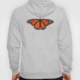 Monarch (Danaus plexippus) Hoody