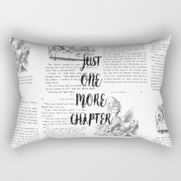One More Chapter Rectangular Pillow