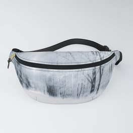 White surround Fanny Pack