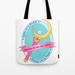 Love And Justice Tote Bag
