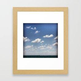ENDLESS Framed Art Print