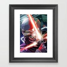 SW#70 Framed Art Print