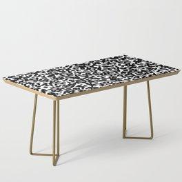 noisy pattern 14 Coffee Table
