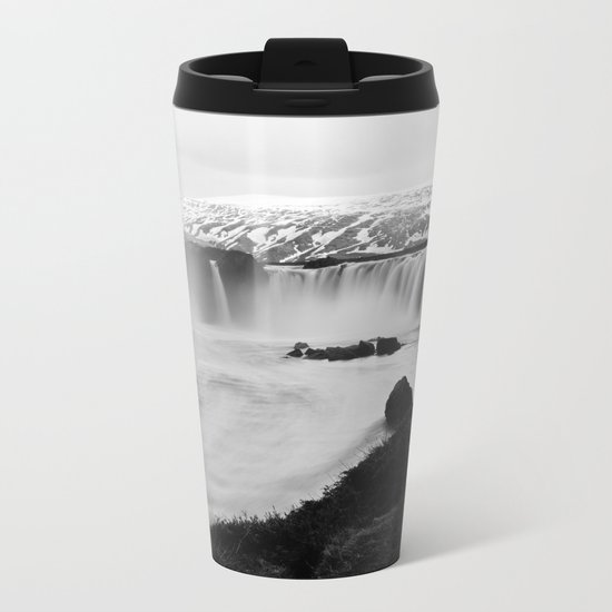 Falling dreams Metal Travel Mug