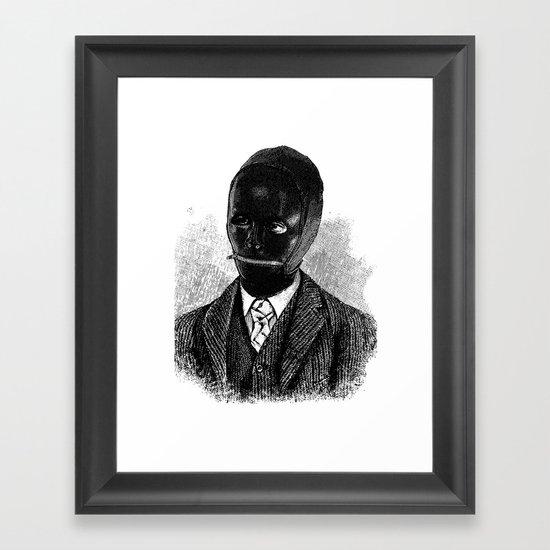 BDSM II Framed Art Print