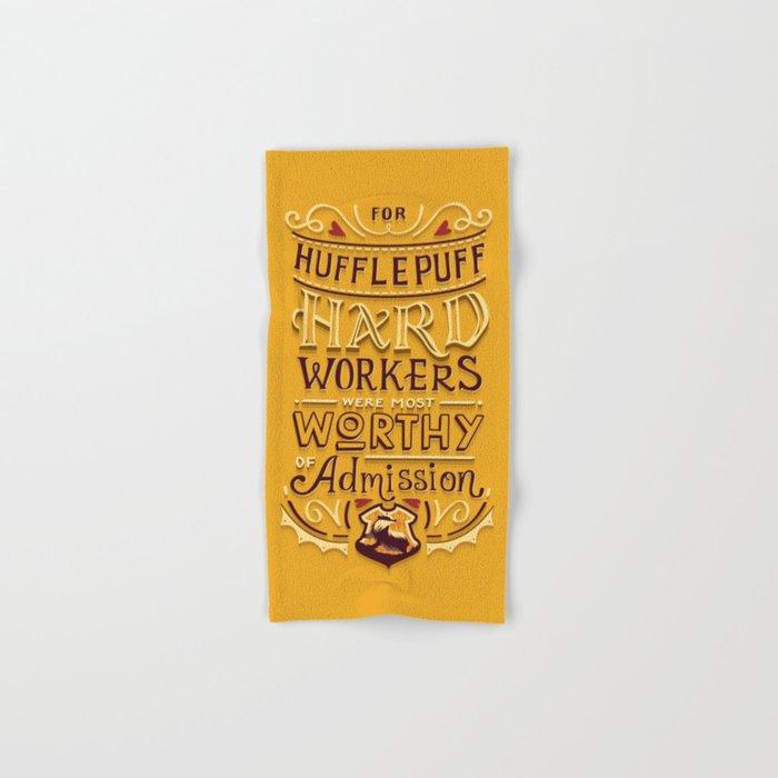 Hard Workers Hand & Bath Towel