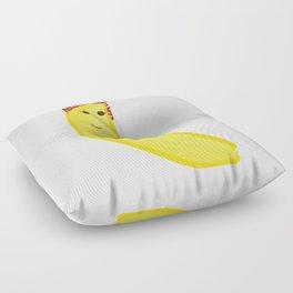 Banana in Bandana Floor Pillow