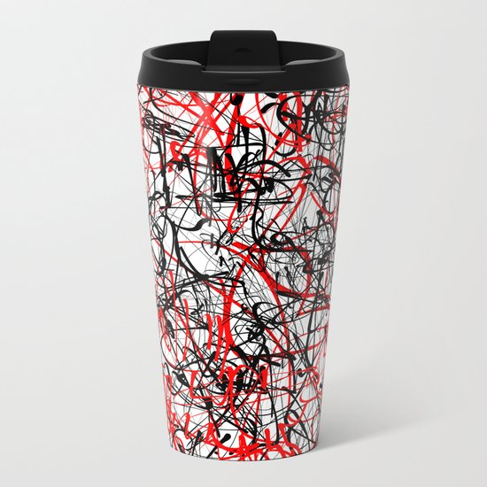 SPARTA Metal Travel Mug