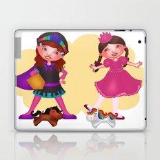 Pretend Play Laptop & iPad Skin