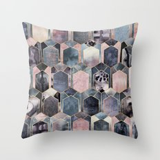 Art Deco Dream Throw Pillow