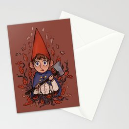 Over the Garden Wall Print: Wirt Stationery Cards