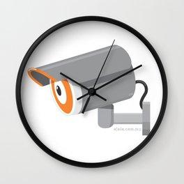 sp.eye Wall Clock