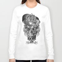 agents of shield Long Sleeve T-shirts featuring  Shield by DIVIDUS