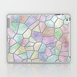 Mosaic LORA,candy Laptop & iPad Skin