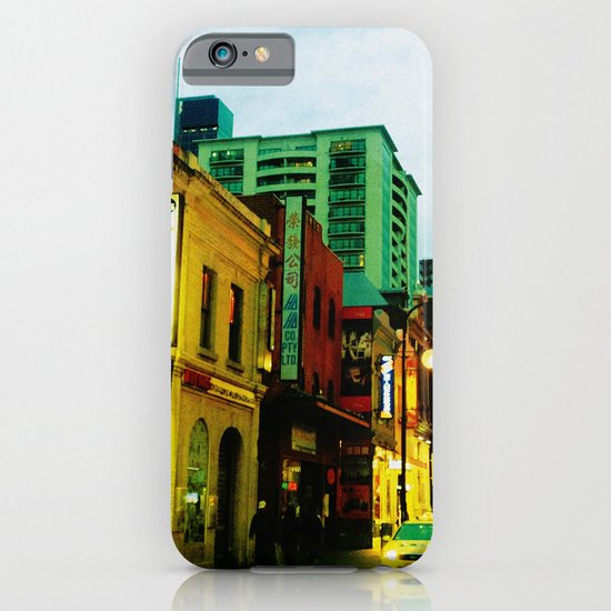 Chinatown Colour iPhone & iPod Case