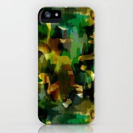 Hidden Forest iPhone Case