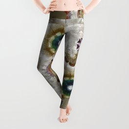 Princelet Strategy Flower  ID:16165-054305-06560 Leggings