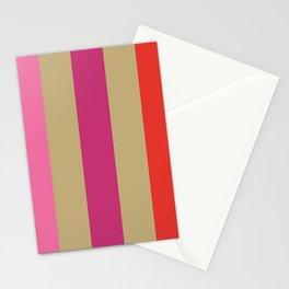 EPHEMERAL : (E)cru (P)urple (H)ot Pink (E)cru (M)agenta (E)cru (R)ed (A)quamarine (L)avender.  Stationery Cards