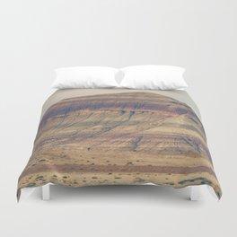 Petrified Desert Duvet Cover